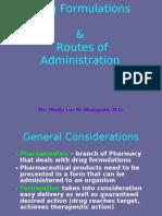 Pharma Drug Form