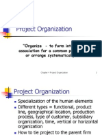 Ch04 Project Organization