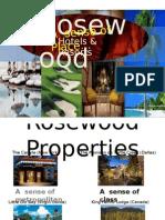 Rosewood Final Presentation- marketing