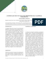 Confecção de um guia de serpentes da caatinga paraibana.pdf
