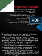EL MISTERIO DEL HOMBRE.pptx