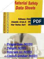 Material Safety Data sheets.pptx