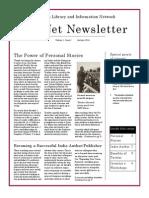 BayNet Newsletter Fall 2014
