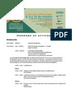 PROGRAMA DE ACTIVIDADES - II JORNADAS DE MUSICOLOGÍA 2014.pdf