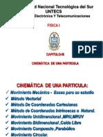 CAPITULO III CINEMATICA DE UNA PARTICULA.ppt