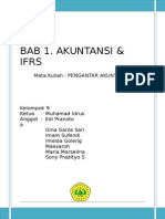 BAB. 1 Akuntansi Dan IFRS
