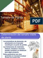 Tamaño de Planta 2014.ppt