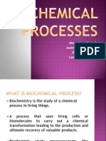 Biochemical Processes