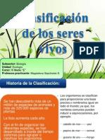 1.5. Clasificacion de los seres vivos Taxonomía (1).ppt