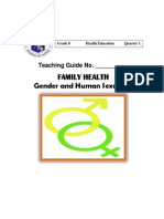 Teaching Guide MAPEH Grade8