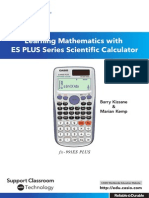 Learning Mathematics With ESPLUS