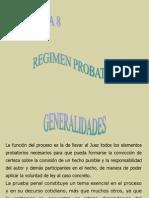 TEMA 8  REGIMEN  PROBATORIO111111.ppt