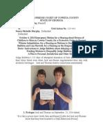 Emergency_Motion_for_Hearing_Murphy_CowetaCounty_Newnan_GA_Oct6_2014