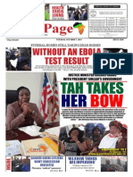 Tuesday, October 07, 2014 Edition