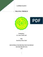 Trauma thorax Sarah.docx