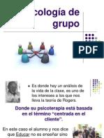 Psicologia Del Grupo 2014