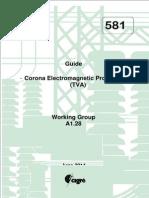 581 -- Guide - Corona Electromagnetic Probe Tests (TVA)