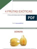 4 frutas exóticas.pptx