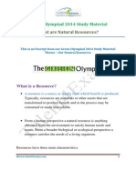 Green Olympiad Sample Paper | United Nations Framework Convention On