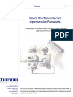 [eBook][SOA] Service Oriented Architecture Implementation Frameworks
