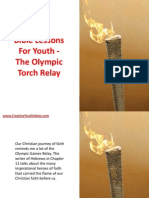 Bible Lessons for Youth - The Olympic Torch Relay
