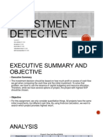 The Investment Detective