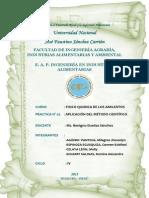 APLICACION DEL METODO CIENTIFICO_ FISICOQUIMICA DE ALIMENTOS I.docx