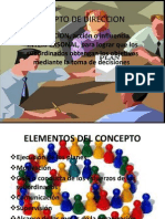 DIRECCION - MAYA.pptx