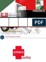 PRIMEROS-AUXILIOS DAVID SISALIMA .pptx
