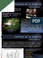 Factores de la Conducta Individual.pdf