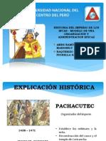 HISTORIA DEL IMPERIO DE LOS INCAS - MODELO DE UNA ORGANIZACIÓN Y ADMINISTRACION EFICAZ.pptx