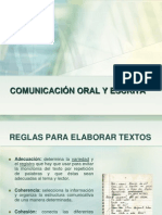 COMUNICACION ORAL Y ESCRITA-TAller analisis.ppt