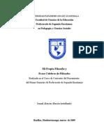 3--Mi filosofía del materialismo e idealismo.doc