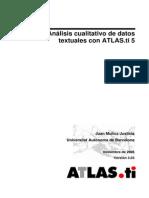 Juan Muñoz Justicia - Análisis cualitativo de datos textuales con Atlas.ti.pdf