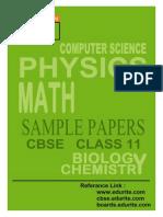 Cbse Class 11 Sample Papers Syllabus 1394015921