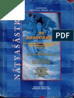 Natya Shastra Of Bharatamuni Vol III - Late M. Ramakrishna Kavi_Part1.pdf