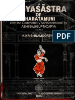 Natya Shastra Of Bharatamuni Vol I - K.Krishnamoorthy_Part1.pdf