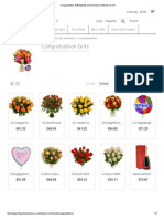 Congratulation Gift Baskets and Hampers Delivered in UK - Flowersukdelivery