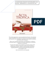 Sodium Channel Mutation in acaricide resitant Ticks in India