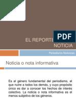 El Reporteo de la Noticia.ppt