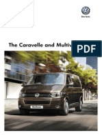 The Caravelle and Multivan