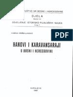 Hanovi i Karavansaraji