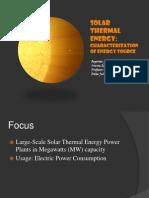 Hw1 Solar Thermal Energy Short