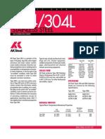304 304L Data Sheet