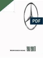 Mercedes-Benz 190 - 190D - 1961