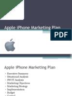 janecek - apple-iphone-marketing-plan