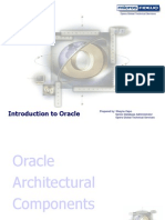 Intro to Oracle