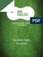 Aprende Ingles en Acción