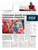 Vanguard Markets - October 5, 2014 edition