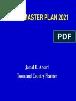 Ansari_Noida Master Plan 2021